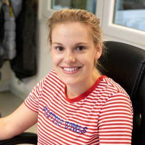 Melissa Lührmann BWM Einkauf und Vertrieb